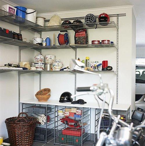 Pólki I Kosze Do Garażu